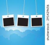 tag vector design elements | Shutterstock .eps vector #291429656