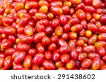 Colorful Cherry Tomatoes Ready...