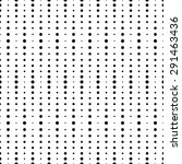 big and small dots vertical.... | Shutterstock .eps vector #291463436