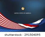 america eagle vector | Shutterstock .eps vector #291504095
