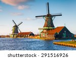 Authentic Zaandam Mills On The...