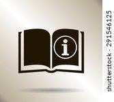 catalog vector icon | Shutterstock .eps vector #291546125
