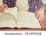 searching for inspiration in a... | Shutterstock . vector #291559328