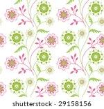 seamless pattern. raster... | Shutterstock . vector #29158156