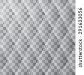 transparent upholstery vector... | Shutterstock .eps vector #291633056