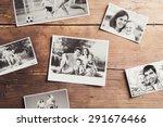 Black And White Family Photos...
