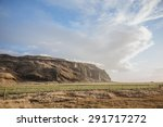 iceland mountain at sunrise | Shutterstock . vector #291717272