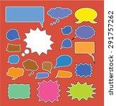 chat icons  illustrations