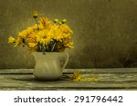 Still Life Vase With Flowers ...
