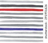 vector watercolor  grey  blue ... | Shutterstock .eps vector #291951626