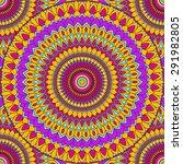 hand drawing seamless... | Shutterstock .eps vector #291982805