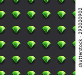 diamond green pattern background