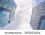 underside panoramic and... | Shutterstock . vector #292021016