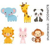 "cute animal illustrations ""6... 