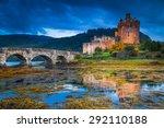 Eilean Donan Castle  Scotland ...