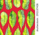 watercolor seamless pattern...   Shutterstock . vector #292137428
