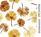 crazy beautiful imprint... | Shutterstock .eps vector #292143566