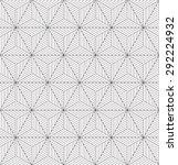seamless striped isometric... | Shutterstock .eps vector #292224932