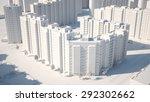 Conceptual Image Of Buildings...
