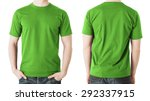 clothing design concept   man... | Shutterstock . vector #292337915