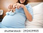 A Portrait Of A Pregnant Woman...