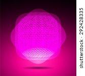 nuclear  proton  neutron ... | Shutterstock .eps vector #292428335