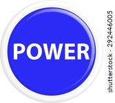 button power | Shutterstock .eps vector #292446005