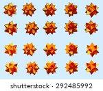 different rotation star....