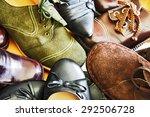 footwear   Shutterstock . vector #292506728