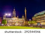View Of George Square In...