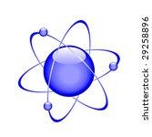 atom   Shutterstock .eps vector #29258896