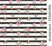 Seamless Floral Ditsy Pattern...