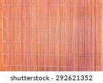 makisu for making sushi of... | Shutterstock . vector #292621352