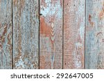 Old Wood Background With...