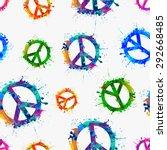 seamless vector pattern  ...   Shutterstock .eps vector #292668485