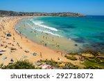 bondi beach  nsw | Shutterstock . vector #292718072