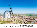 Windmills Of Don Quixote....