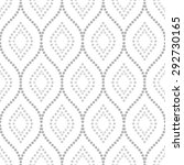 pattern with seamless vector... | Shutterstock .eps vector #292730165