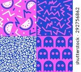 80\'s Summer Patterns