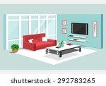 3d isometric design of... | Shutterstock .eps vector #292783265