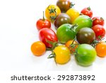 various cherry tomatoes
