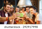 people  leisure  friendship ... | Shutterstock . vector #292917998