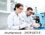 science  chemistry  technology  ... | Shutterstock . vector #292918715