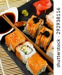 Arrangement Of Various Maki...