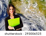 weather forecasts | Shutterstock . vector #293006525