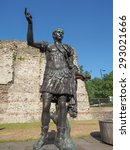 Ancient Roman Statue Of Empero...