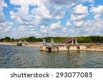 Dam On The Lagoon Nielisz Near...