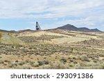 Abandoned Gold Mining Landscap...