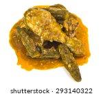 moamba de galinha  also called... | Shutterstock . vector #293140322