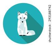 arctic fox | Shutterstock .eps vector #293188742